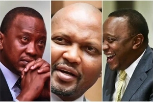 I know how to save Uhuru and the contentious wage bill question- controversial Jubilee MP declares