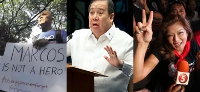 """Para tapos na ang away! Dick Gordon proposes to change """"Libingan ng mga Bayani"""" back to its former name"""