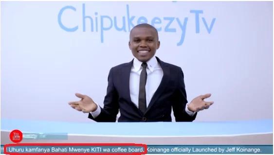 Chipukeezy awakashifu wanamuziki wa Kenya