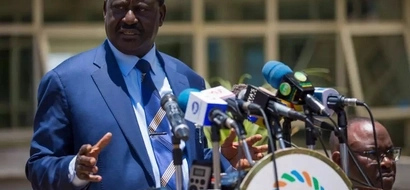 "Raila responds to claims that he launched ""Jubilee Tunnels of Death"""