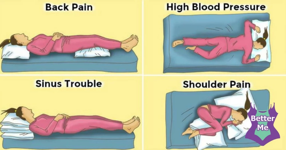 Right Sleeping Position: 9 Postures And What They Reveal About You