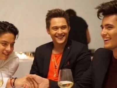 Kapamilya's most sought-after matinee idols steal a million hearts with one satisfying photo