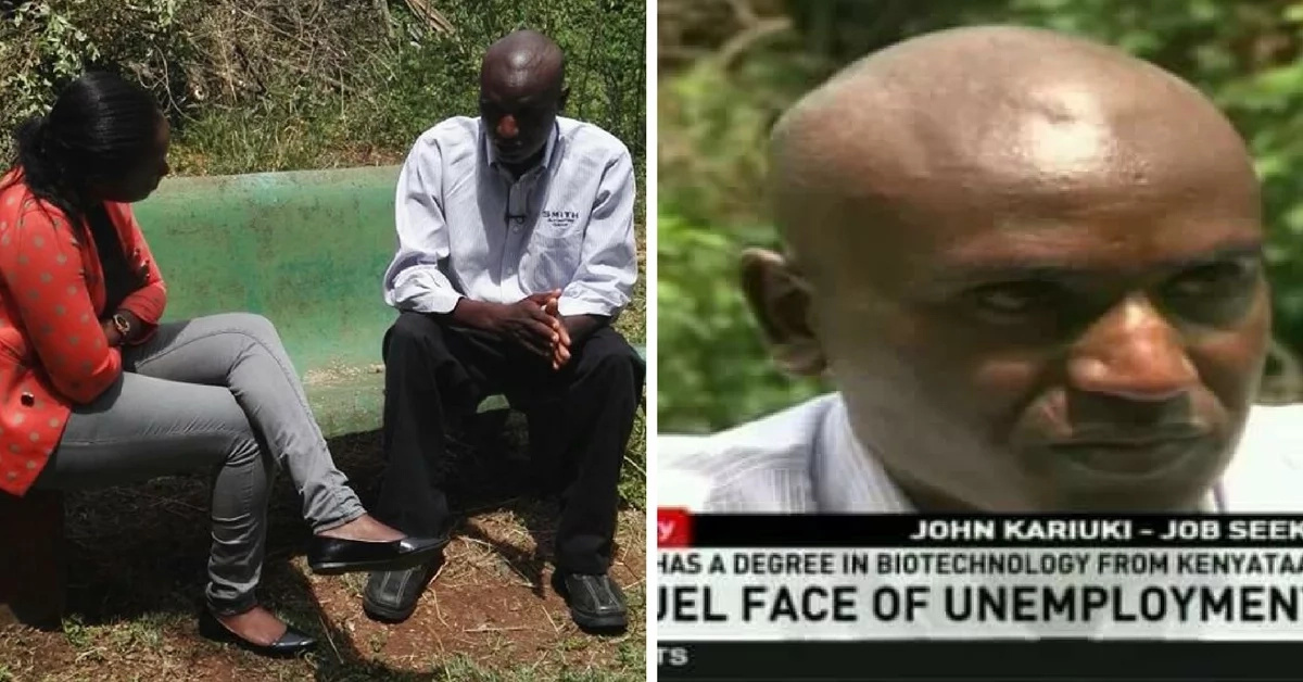 cs being bashed for wanting to help homeless, jobless KU graduate
