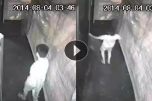 OMG! This Pinoy teen's embarrassing moment was caught on cam