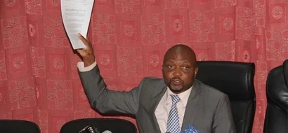 Moses Kuria to name CORD MPs involved in NYS scandal