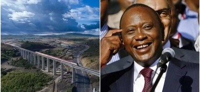 Uhuru announces new SGR train fare