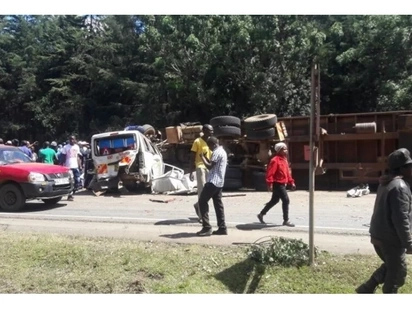 At least 32 people feared dead following grisly road accident at Sachangwan blackspot