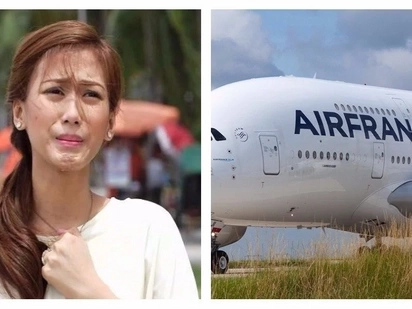 "Alex Gonzaga lambasts Air France on social media: ""worst customer service"""