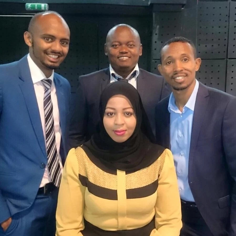 Najma Ismail denies quitting KTN