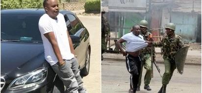 Mbunge wa Starehe Jaguar ashambuliwa baada ya ujumbe wake kwa Wananchi kuhusu Umoja