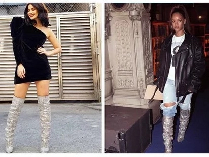 Nakakalula ang presyo! Anne Curtis's Birthday boots costs more than half a million pesos