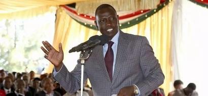 Huu ndio mpango wa naibu rais William Ruto 'kummaliza kisiasa' seneta Gideon Moi?