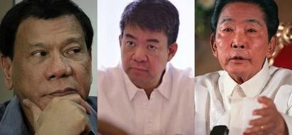 Pwede pang hukayin! Senator Koko Pimentel says Duterte can still order transfer of Marcos' remains