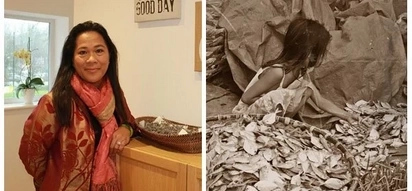 Nakakainspire siya! Pinay who used to sell fish is now an owner of a college in England