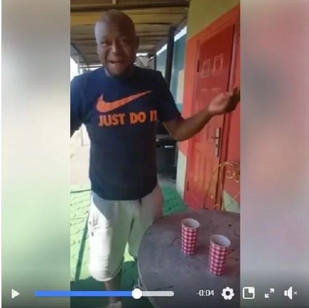 Meet the rich 'hustler' who mocked 'poor' graduates in viral video