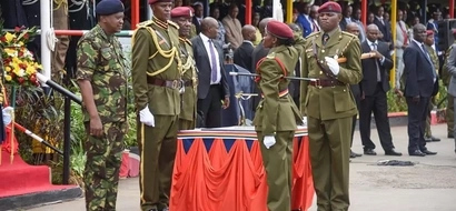 Why Uhuru has directed 10,000 police officers to be recruited