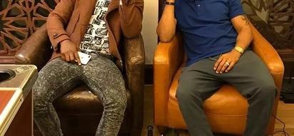 Timmy T Dat na Otile Brown wachapana mateke katika tamasha za Vanessa Mdee, Uhondo kamili