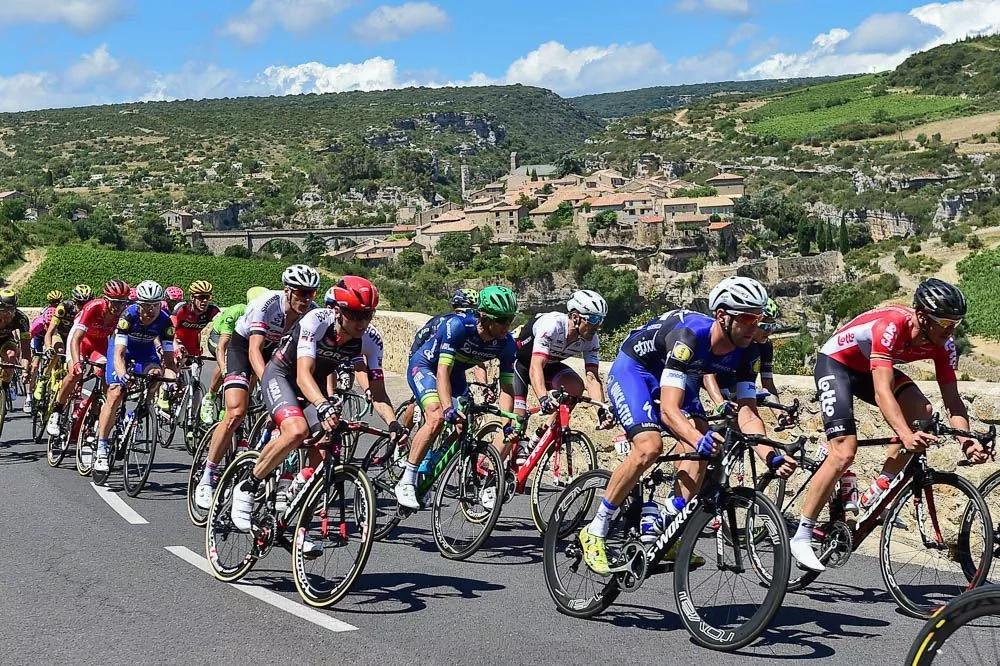 Froome no da ventajas en el Tour de Francia