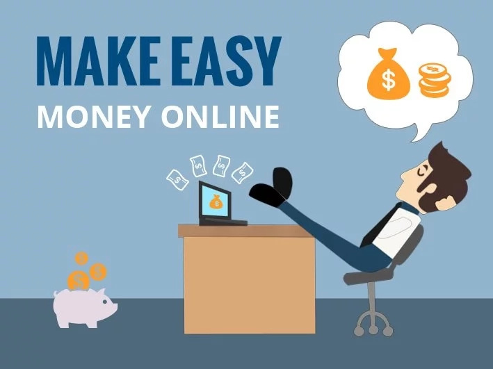 make easy money online
