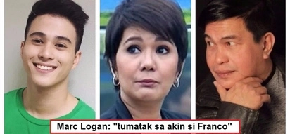 """Amy Perez and Marc Logan get emotional as they open up about the death of Franco Hernandez: """"Mabait na bata"""""""