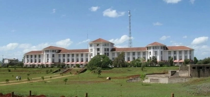 Politicians storm Moi University after an 'outsider' was appointed VC