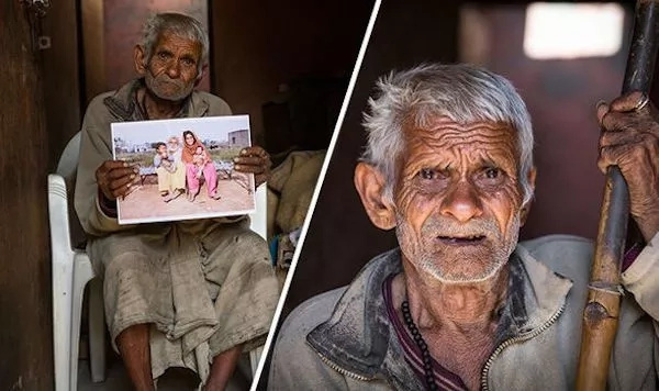 101-year-old man who FATHERED child at age of 96 is now looking for love (photos, video)