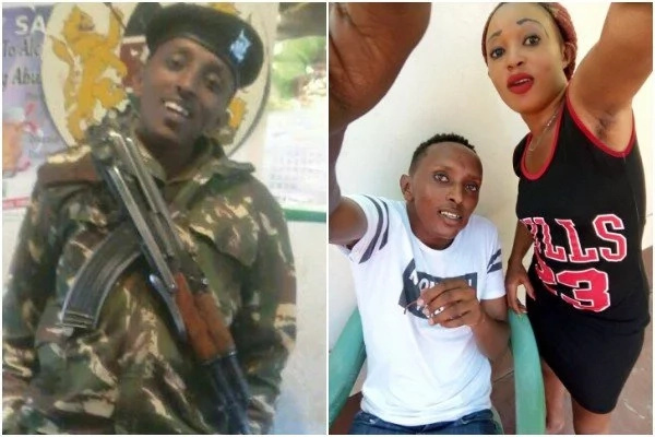 Wickedness! Girl breaks up with police boyfriend and THIS terrible thing happens (photos)