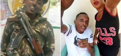 Afisa wa polisi ashtumiwa kwa kumpiga na kueneza picha chafu za mpenzi wake