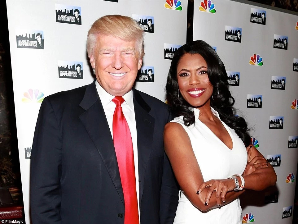 Donald Trump's black senior adviser ties the knot with PASTOR in luxurious wedding ceremony (see photos, video)