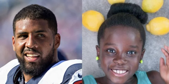 NFL players pump jaw-dropping Ksh81 million in 12-year-old girl's company