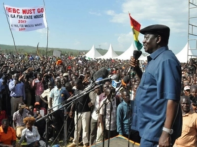 Kisumu politicians fail Raila as they leave for Tanzania