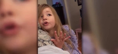 This Toddler Lectures Her Dad About The Importance Of Putting Toilet Seat Down