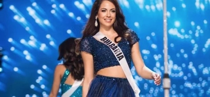 Kind-hearted Miss Bulgaria wants to give dress to any girl needing a prom dress