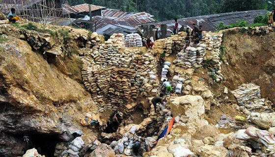 COMP supports Duterte's stance on illegal mining
