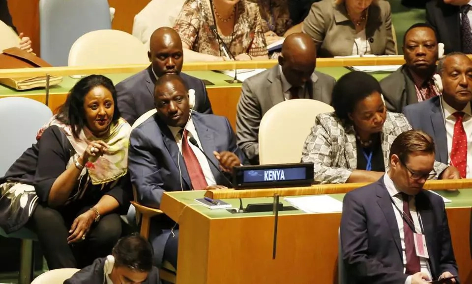 William Ruto rubs shoulders with world leaders in New York
