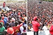 DP Ruto humiliated in Baringo, shouted down as Uhuru and Gideon Moi watch (video)