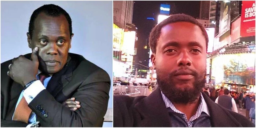 Fellow Journalist tears apart Jeff Koinange