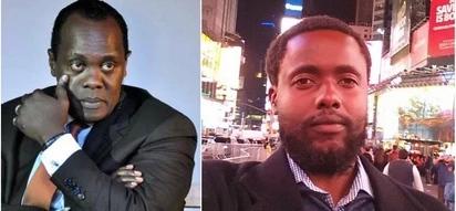 'Jeff Koinange anatumia kipindi chake kumpigia debe Rais Uhuru,' adai mwandishi maarufu