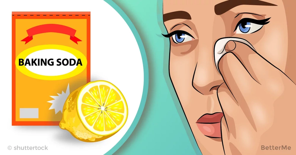 Baking soda сan help you reduce eye bags, dark circle and swollen eyelids