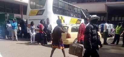 PHOTOS: Going Upcountry? Buses Fully Booked Until After Christmas