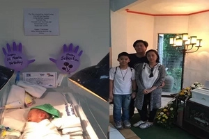 """""""Maybe this is God's trial to us.. only God knows the reason behind all these."""" Read the heartbreaking story of baby Sebastian Mateo!"""
