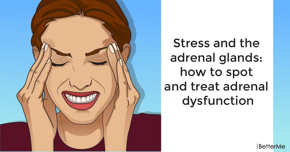 Stress and the adrenal glands: how to spot and treat adrenal dysfunction