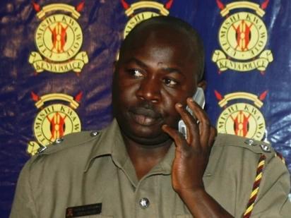 Conman posing as police Spokesman leaves senior police officer in tears after defrauding him KSh 700,000