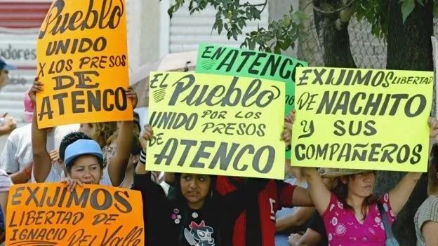 El escándalo de tortura y violación que involucra a Peña Nieto