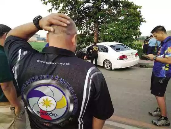 Chinese drug lord gunned down in Valenzuela City