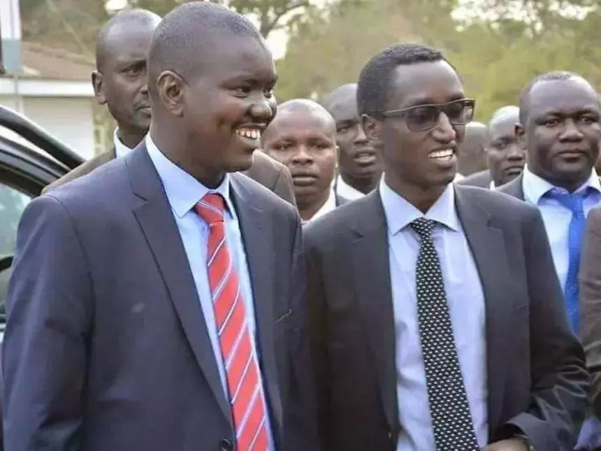 DP Ruto pleads with his friend to withdraw from the gubernatorial race