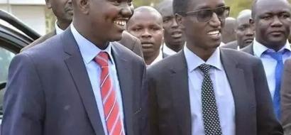 Mwaniaji wa ugavana anayeungwa mkono na Ruto akana kuondoka katika kinyang'anyiro