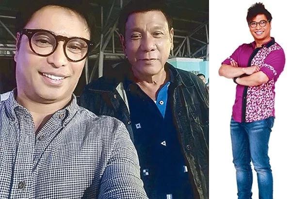 Pres. Duterte appoints comedian Arnell Ignacio to OWWA
