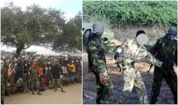 Amisom soldiers killed