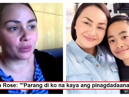 "Donita Rose admits going through a financial problem: ""Nakakahiyang i-share sa inyo"""
